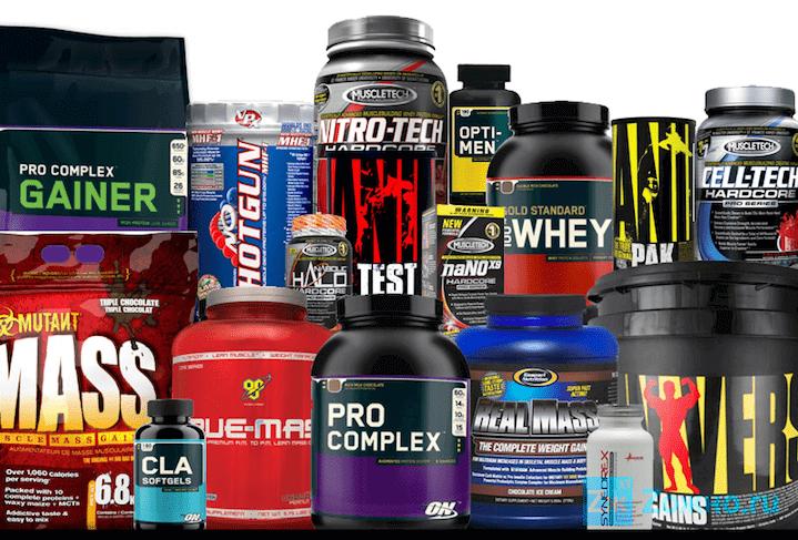 Разное спортивное питание для жиросжигания