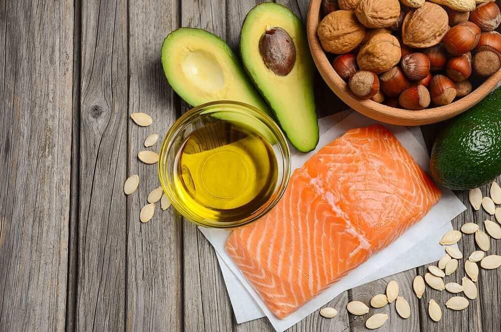 Основы правильного питания: здоровые жиры
