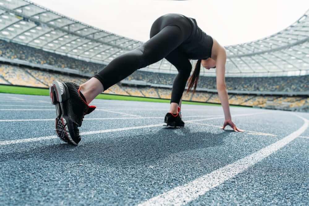 Кардио тренировка - спринт