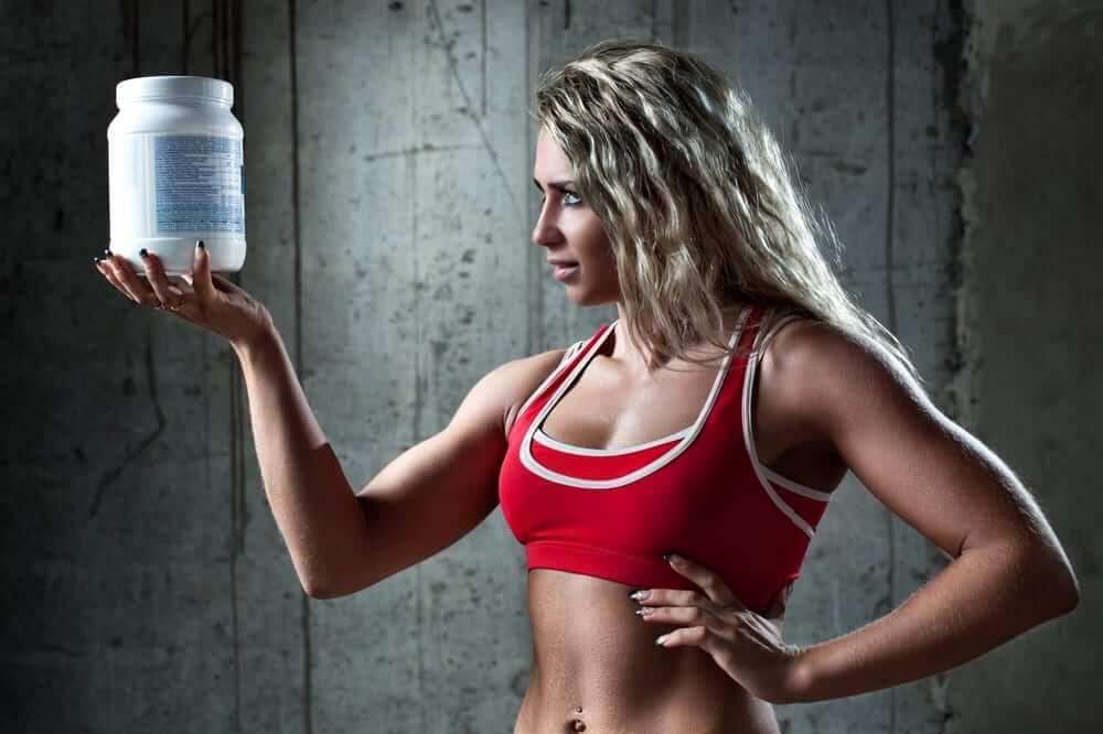 спортивное питание для набора мышечной массы для девушек