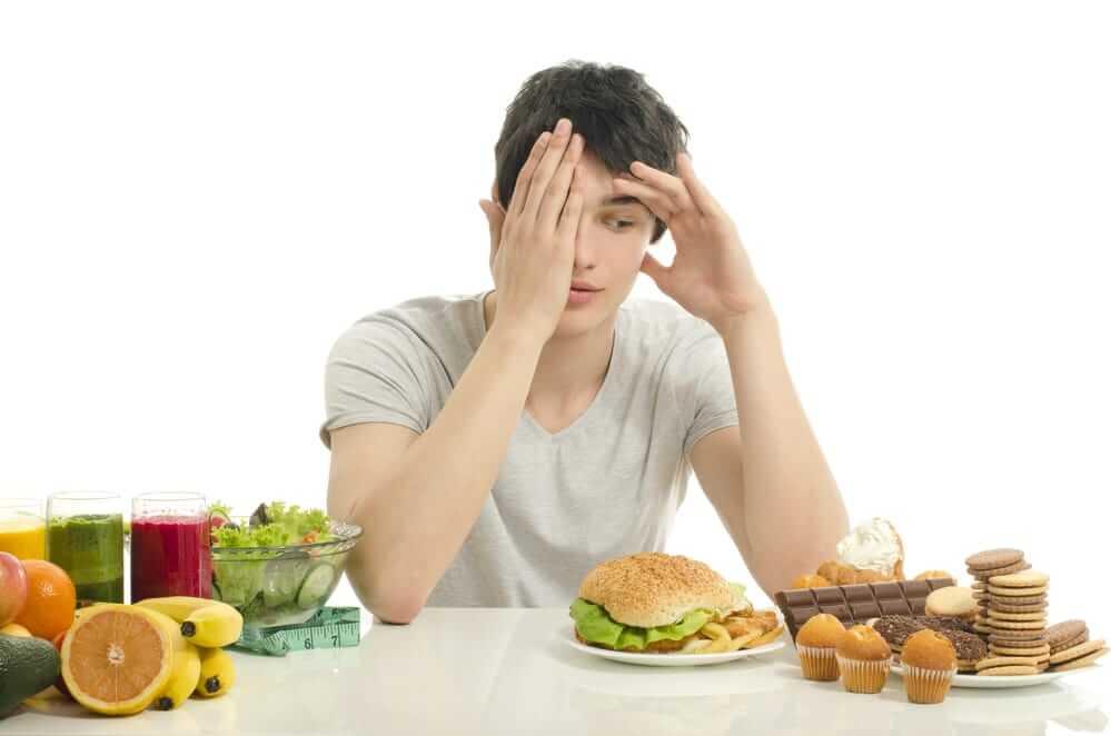 Еда хорошая и плохая
