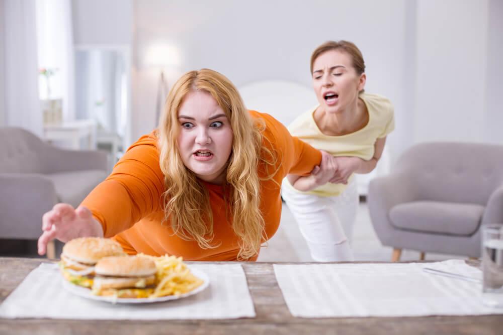 как остановить переедание