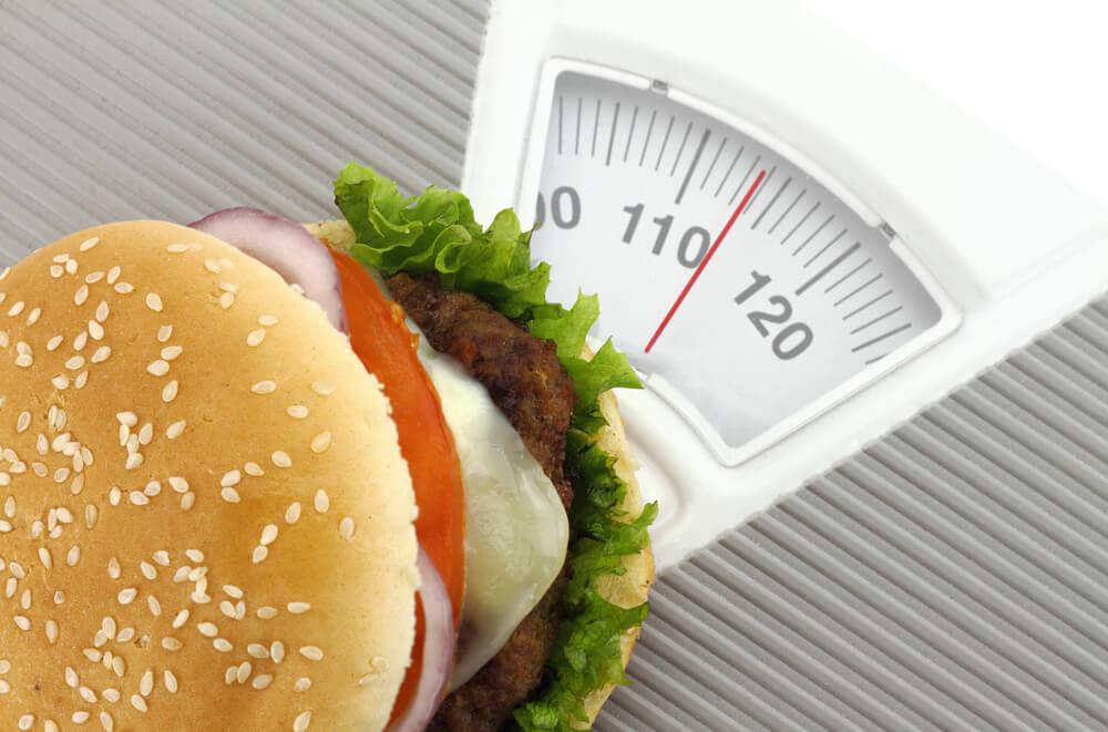 калорийность гамбургера